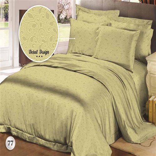 ROSEWELL Bed Cover Microtex Emboss 200x200cm 77
