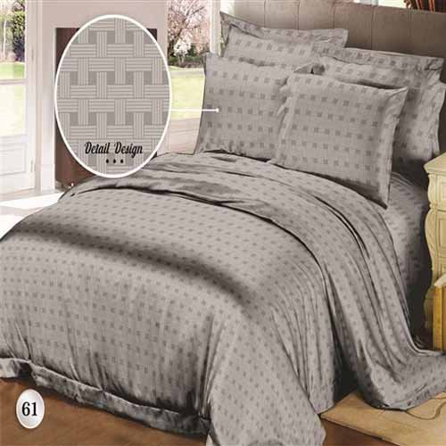 ROSEWELL Bed Cover Microtex Emboss 180x200cm 61