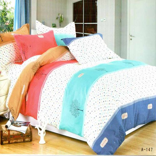 ROSEWELL Bed Cover Singel Microtex Disperse 100x200cm A147
