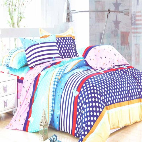 ROSEWELL Sprei Microtex Disperse 100x200cm A090