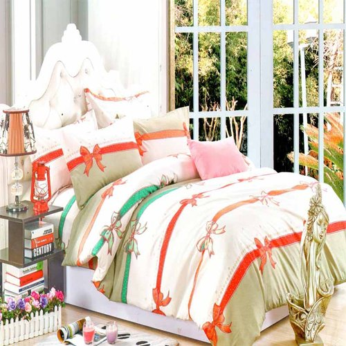 ROSEWELL Sprei Microtex Disperse 200x200cm A158