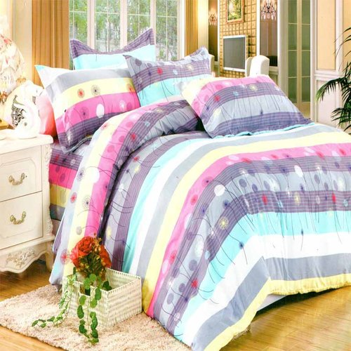 ROSEWELL Sprei Microtex Disperse 120x200cm A050