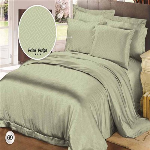 ROSEWELL Sprei Microtex Emboss 200x200cm 69