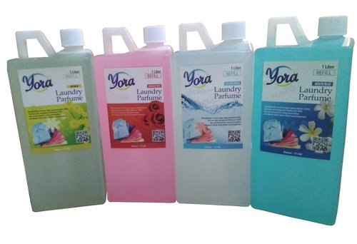 YORA Refill Parfum laundry Aroma Molto Blue 1 liter