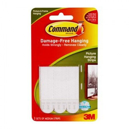 COMMAND Medium Picture Hanging Strips 7000038171