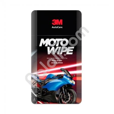 3M Moto Wipe Microfiber Cloth