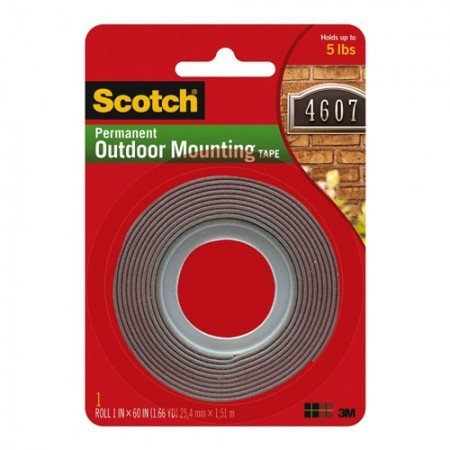 SCOTCH 4011 Outdoor Mount 1X60 7000028783