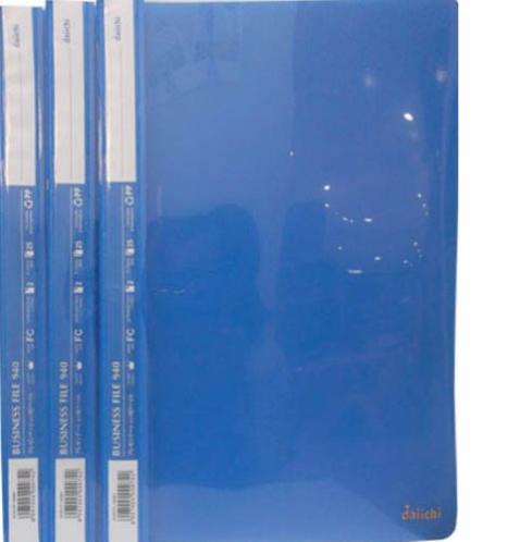 DAIICHI Business File Classic A4 Blue 1 Pack Isi 12 pcs
