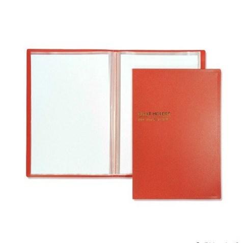 FELIX Clear Holder Folio 40 pocket F4
