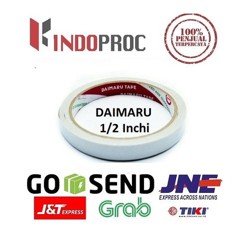 DAIMARU Double Tape 0.5 Inch 1 Roll