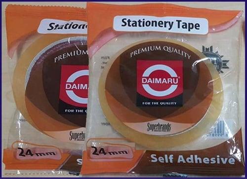 DAIMARU Solatip 24mmx72y 1 Pack Isi 12 pcs