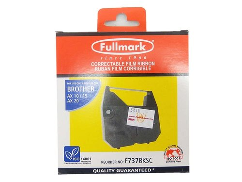 FULLMARK Pita Mesin Tik Elektrik F737BKSC FOR BROTHER AX 10/12/15/20/25  (PCS)