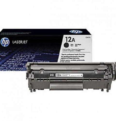 HP Toner Printer - Q2612A 12A (pcs)