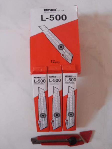 Cutter KENKO L-500 per Pcs