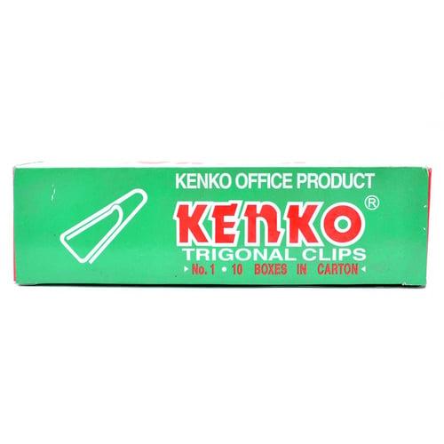 KENKO Trigonal Clip No.5 1 Pack Isi 10 Box Kecil