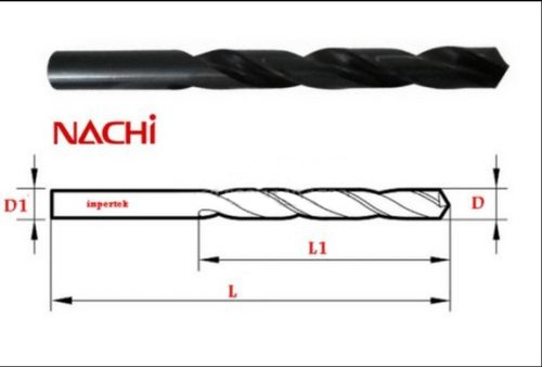 NACHI Steel Drill Bit 8 mm