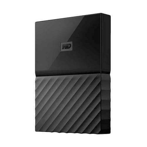 WD HDD Black New Design Portable 1 TB Pcs