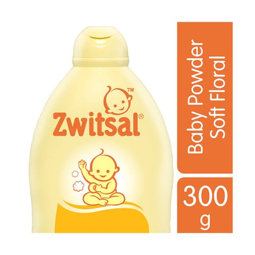 ZWITSAL BABY POWDER CLASSIC SOFT FLORAL 300 GR