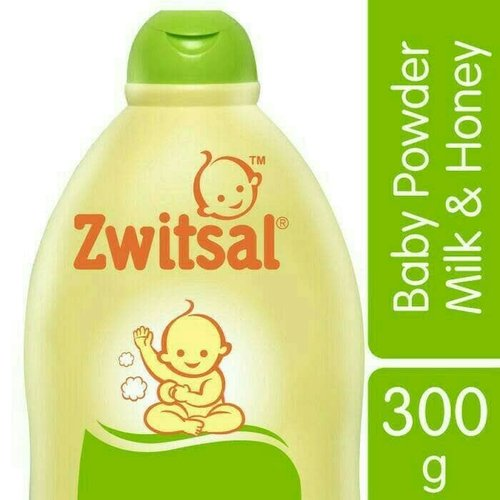 ZWITSAL BABY POWDER NATURAL MILK & HONEY 300 GR
