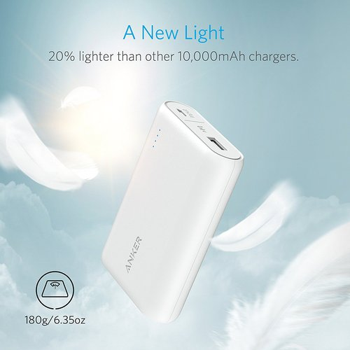 ANKER Power Core 10000 White