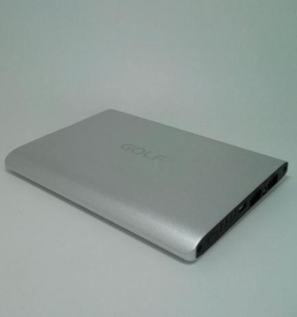 GOLF Powerbank 20000mAh Silver