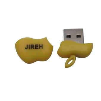 JIREH Apple Card Reader Yellow