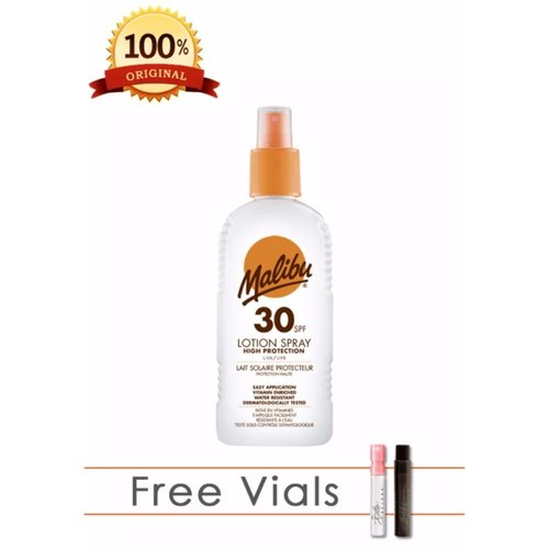 Malibu High Protect. Spray 200ML Spf 30