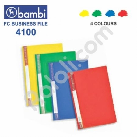BAMBI PP Business File 4100
