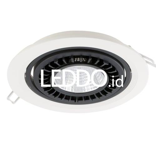 ASSA Lampu Downlight LED 572 18W Cool White