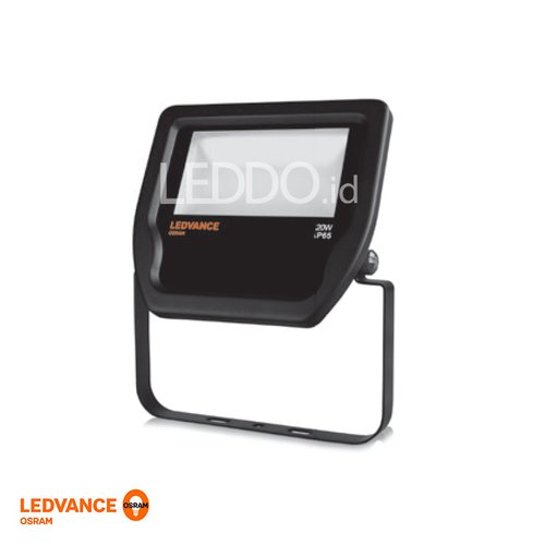 LEDVANCE Lampu Sorot Flood Light LED Osram 50W Warm White