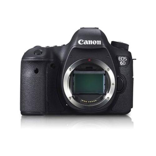CANON Digital EOS 6D Body Only Wifi