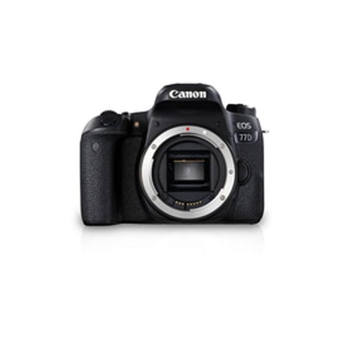 CANON Digital EOS 77D Body Only
