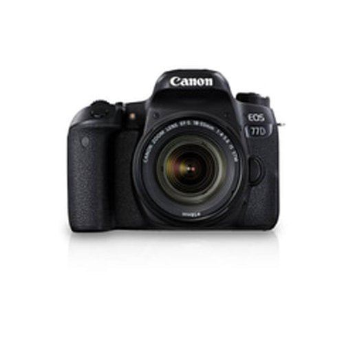 CANON Digital EOS 77D With Lens 18-55mm IS STM kit