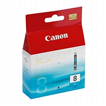Canon Ink Cartridge CLI-8 Cyan