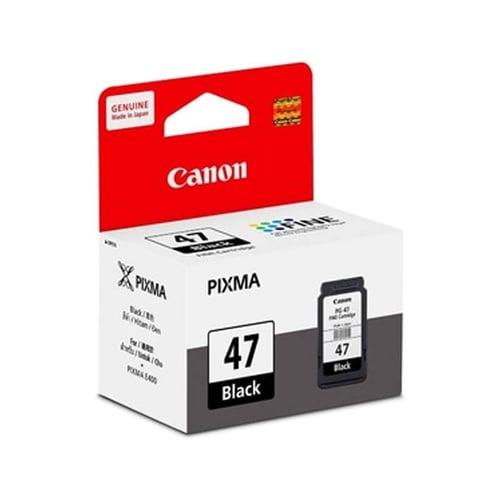 CANON Ink Cartridge PG-47 Black for E400