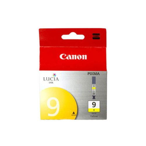 CANON Ink Cartridge Yellow PGI-9
