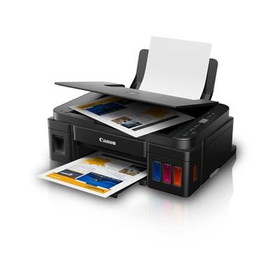 CANON Multifunction Inkjet Printer Pixma G2010