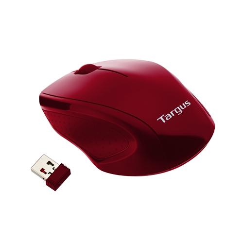 TARGUS Mouse Wireless Optical Merah W571