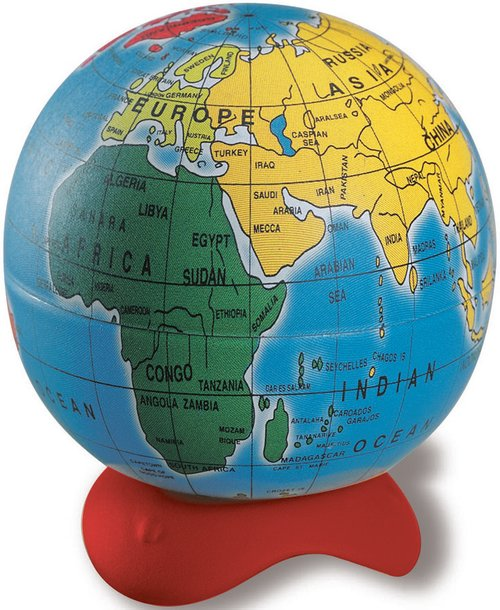 MAPED Rautan Globe Blister 1 Hole