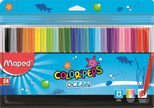 MAPED Spidol Ocean 24 Cardboard