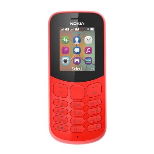 Nokia 130 New 2017 - Dual SIM - Camera  - Resmi