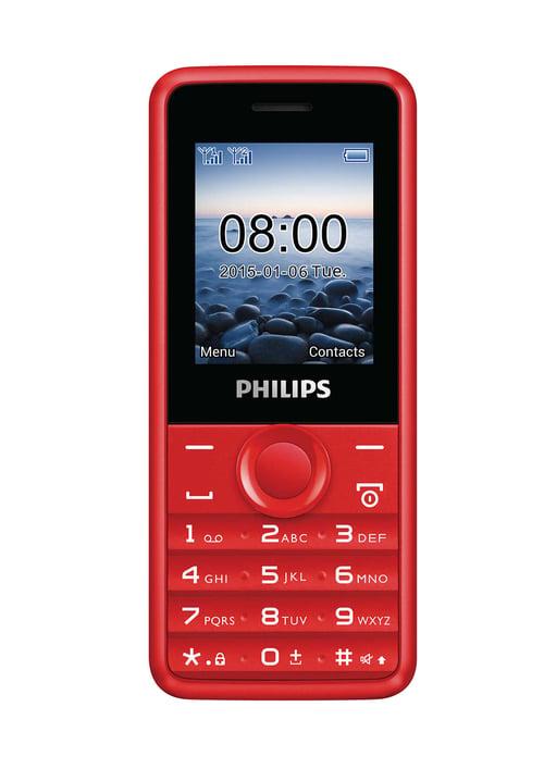 PHILIPS E103 RESMI Red