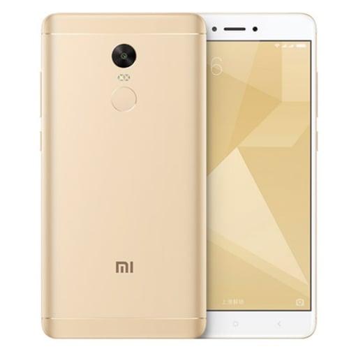 Xiaomi Redmi Note 4X 3GB - 16 GB Gold  Distributor