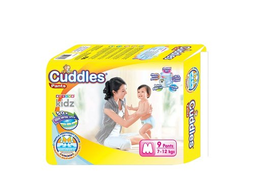 Popok - Cuddles Diapers Pull-Up Pants M9 - Better Than Sweety & Mamy Poko; Merries; Fitti; Goon