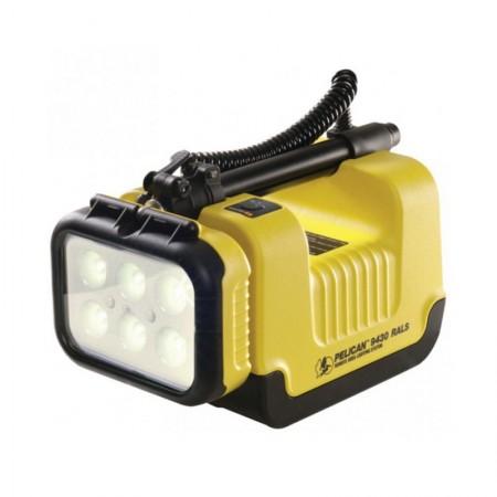 PELICAN Flashlight Led Yellow Rals 9430 PL0000526