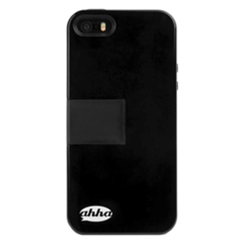 AHHA Archer Kickstand Casing for iPhone 5 or 5s - Black