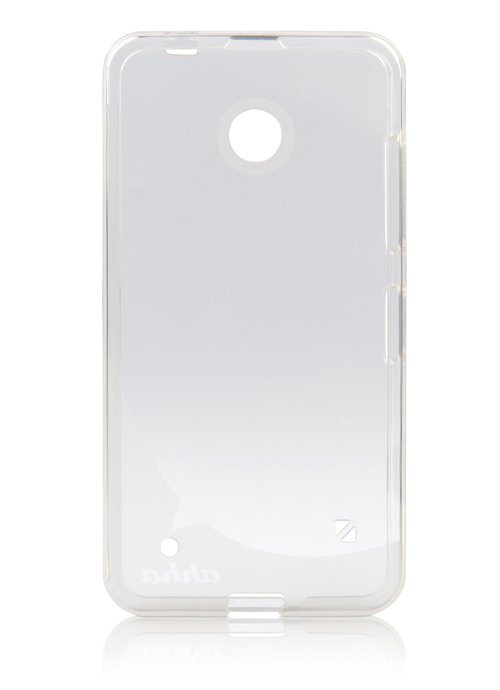 Ahha Moya Soft Casing for Nokia Lumia 630 - Clear