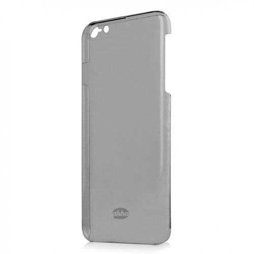 Ahha Pozo Air Skinny Hardcase Casing for iPhone 6 Plus - Grey