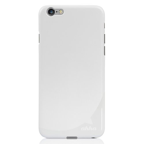 AHHA Pozo Hardcase Casing for iPhone 6S - White