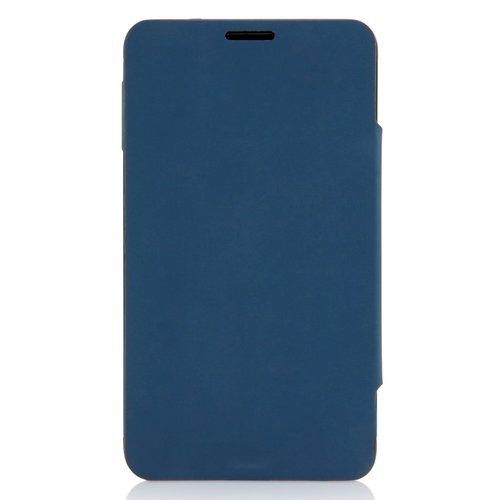 harga Ahha Wallin Leather Flipcase Casing for Samsung Galaxy Note 3   Ocean Blue Ralali.com